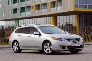 Honda Accord Tourer 2008 года